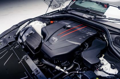 2021 Toyota GR Supra 2.0 - UK version 11