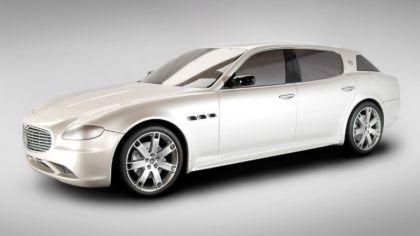 2008 Maserati Cinqueporte concept by StudioM and StudioTorino 2