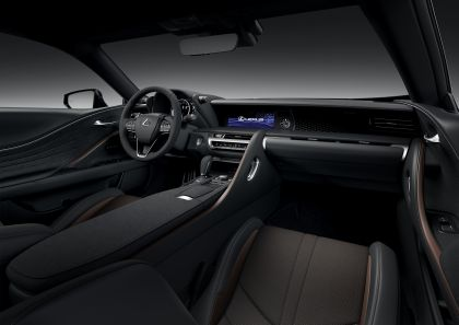 2021 Lexus LC 500 Inspiration Series 14