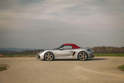 2021 Porsche Boxster 25 Years 10