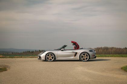 2021 Porsche Boxster 25 Years 11