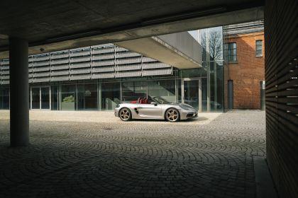 2021 Porsche Boxster 25 Years 14