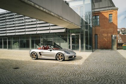 2021 Porsche Boxster 25 Years 15