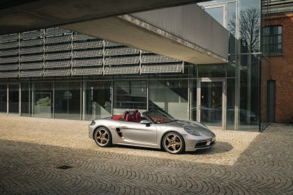 2021 Porsche Boxster 25 Years 16