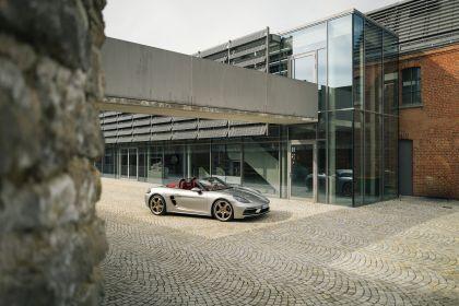 2021 Porsche Boxster 25 Years 17