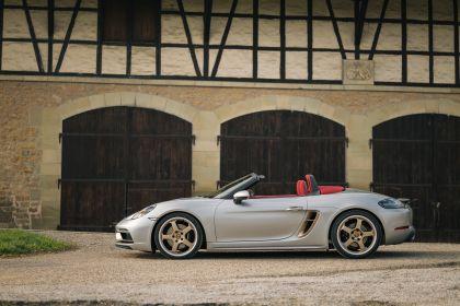 2021 Porsche Boxster 25 Years 23