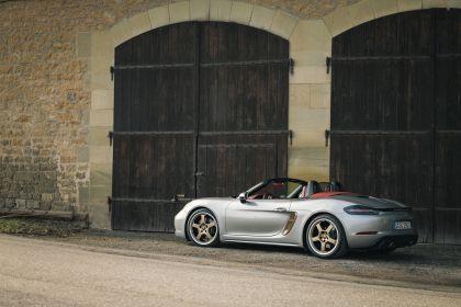 2021 Porsche Boxster 25 Years 24