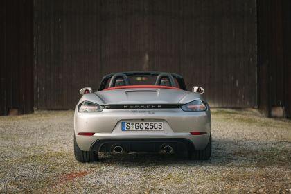 2021 Porsche Boxster 25 Years 25