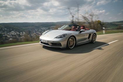 2021 Porsche Boxster 25 Years 28