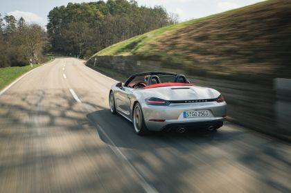 2021 Porsche Boxster 25 Years 35