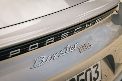 2021 Porsche Boxster 25 Years 43