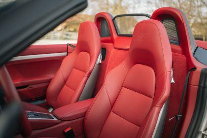 2021 Porsche Boxster 25 Years 48