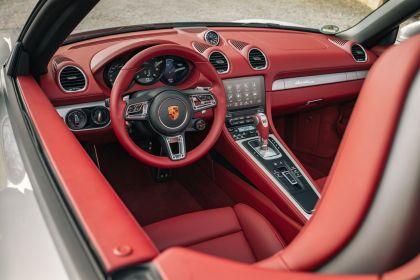 2021 Porsche Boxster 25 Years 50