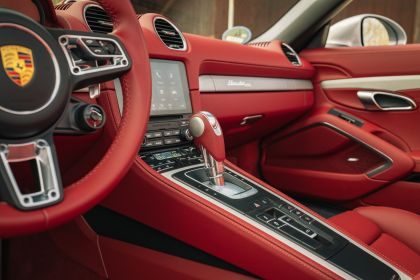 2021 Porsche Boxster 25 Years 52