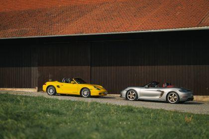 2021 Porsche Boxster 25 Years 59