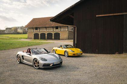2021 Porsche Boxster 25 Years 60