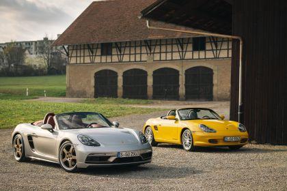 2021 Porsche Boxster 25 Years 61