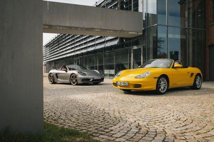 2021 Porsche Boxster 25 Years 62