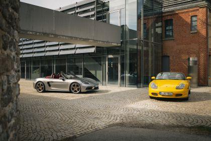 2021 Porsche Boxster 25 Years 63