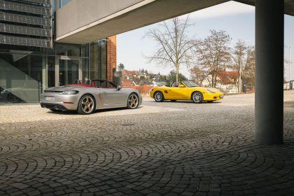 2021 Porsche Boxster 25 Years 64