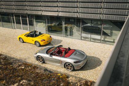 2021 Porsche Boxster 25 Years 65