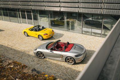 2021 Porsche Boxster 25 Years 70