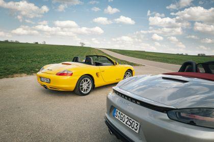 2021 Porsche Boxster 25 Years 71