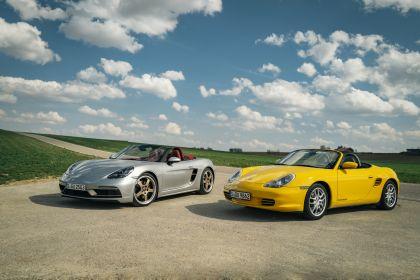 2021 Porsche Boxster 25 Years 72