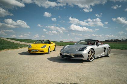 2021 Porsche Boxster 25 Years 73
