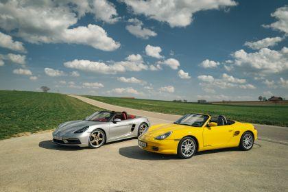 2021 Porsche Boxster 25 Years 75