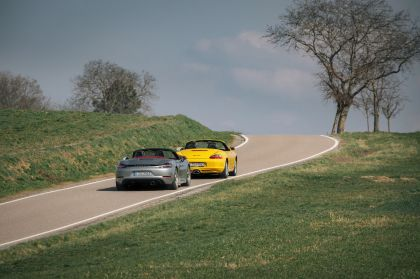 2021 Porsche Boxster 25 Years 81