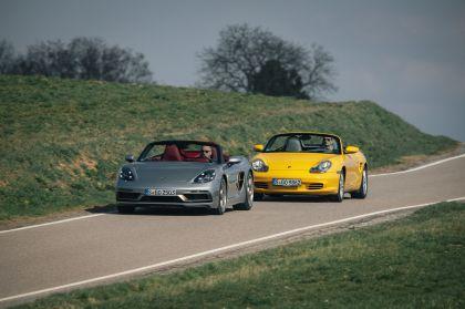 2021 Porsche Boxster 25 Years 82