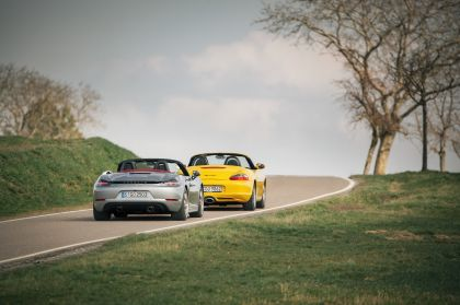 2021 Porsche Boxster 25 Years 83
