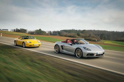 2021 Porsche Boxster 25 Years 85