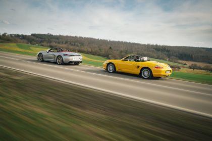 2021 Porsche Boxster 25 Years 86