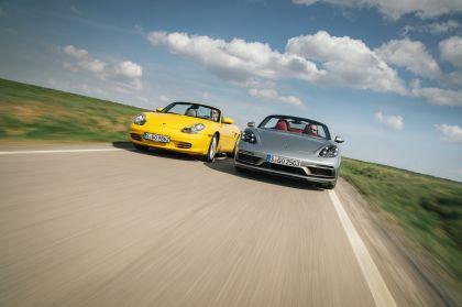 2021 Porsche Boxster 25 Years 87