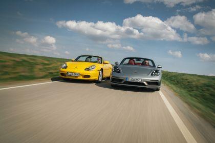 2021 Porsche Boxster 25 Years 88