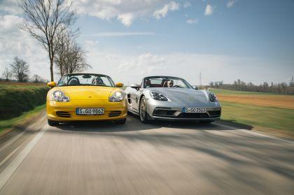 2021 Porsche Boxster 25 Years 90