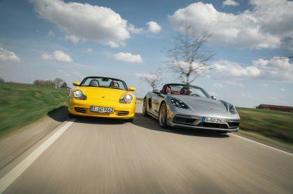 2021 Porsche Boxster 25 Years 91