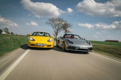 2021 Porsche Boxster 25 Years 92