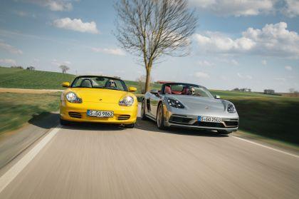 2021 Porsche Boxster 25 Years 93