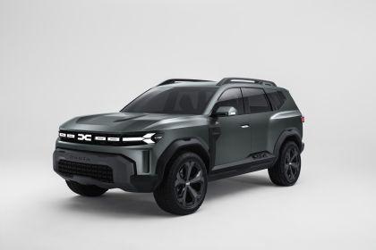 2021 Dacia Bigster concept 1