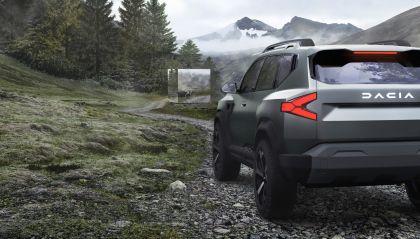 2021 Dacia Bigster concept 12