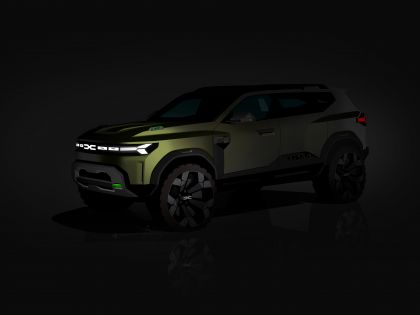 2021 Dacia Bigster concept 15
