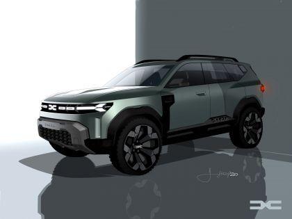 2021 Dacia Bigster concept 16