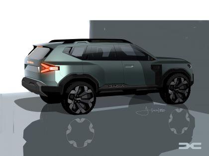 2021 Dacia Bigster concept 17