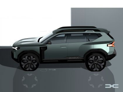 2021 Dacia Bigster concept 18