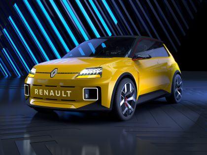 2021 Renault 5 Prototype 8