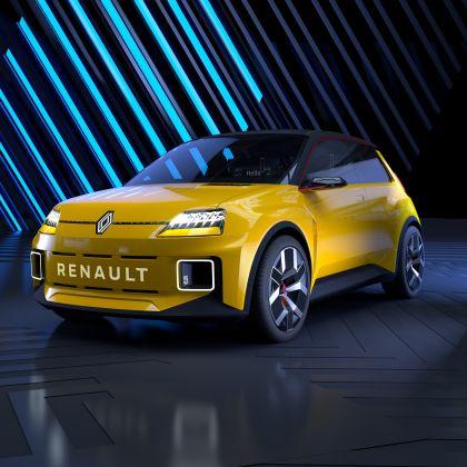 2021 Renault 5 Prototype 9