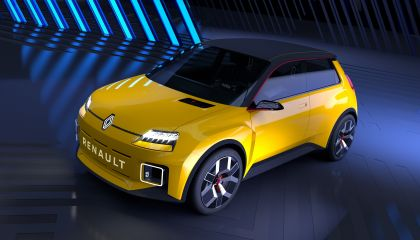 2021 Renault 5 Prototype 10